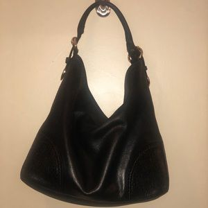 Authentic Gucci Leather Handbag.